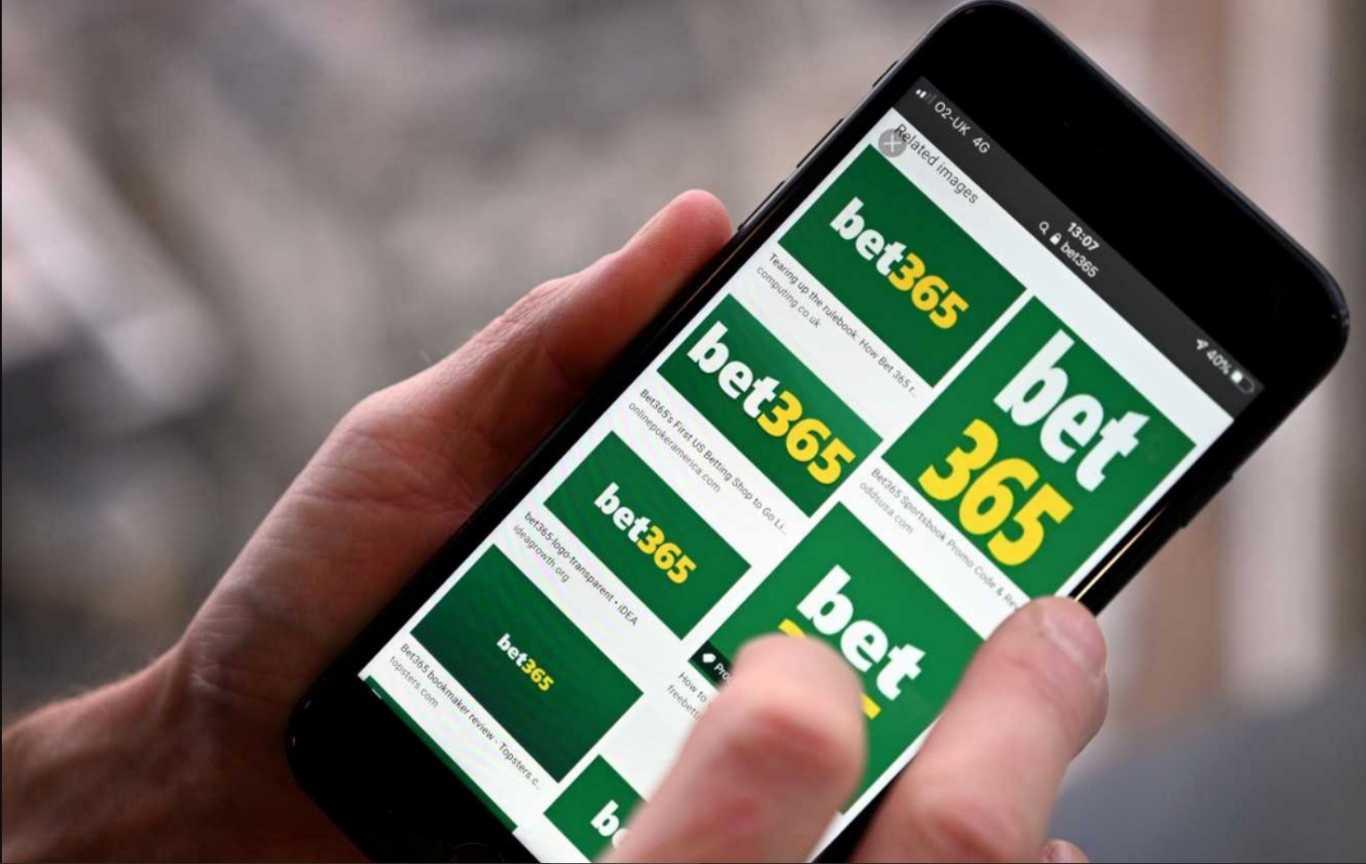 Como estabelecer móvel anexo Bet365 em Android