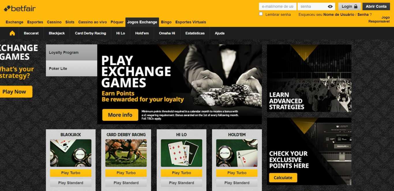 Vantagens apostas online no contexto de BetFair